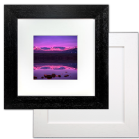 Loch Morlich Framed Print AS_53_5x5